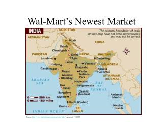 Wal-Mart's Newest Market