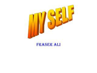 Fraser Ali