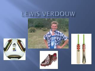 Lewis Verdouw