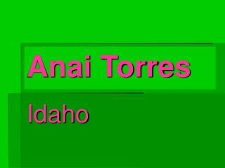 Anai Torres