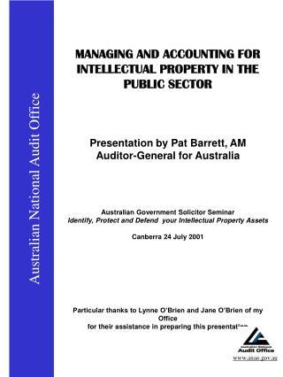 Australian National Audit Office