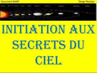 Document ANAP Serge Rochain