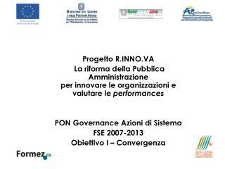 Progetto R.INNO.VA
