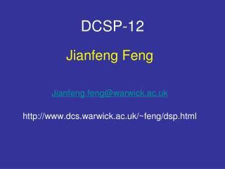 DCSP-12
