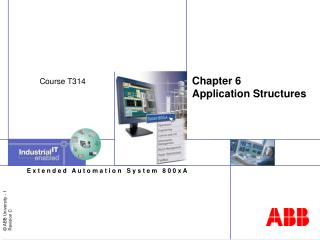 Chapter 6 Application Structures
