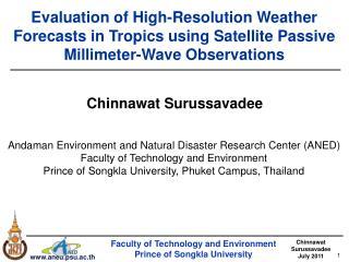 Chinnawat Surussavadee