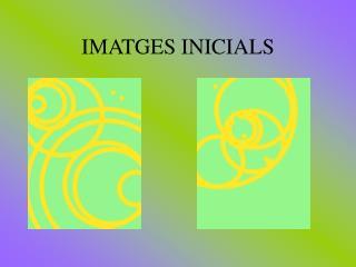 IMATGES INICIALS