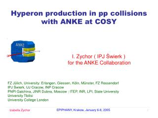 Hyperon production in pp collisions with ANKE at COSY