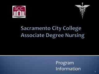 Sacramento City College  Associate Degree Nursing