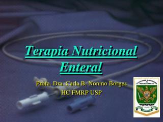 Terapia Nutricional Enteral