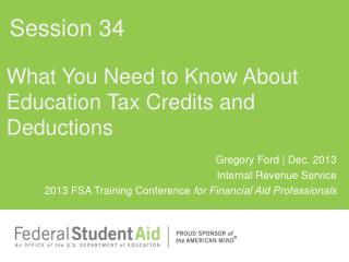 What You Need to Know About Education Tax Credits and Deductions