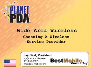 Wide Area Wireless