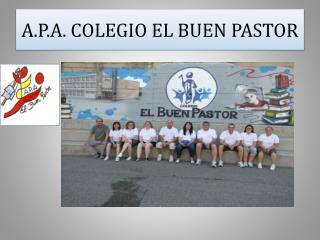 A.P.A. COLEGIO EL BUEN PASTOR