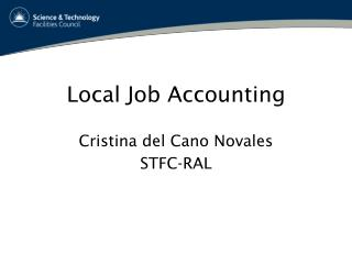 Local Job Accounting