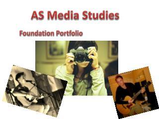 AS Media Studies