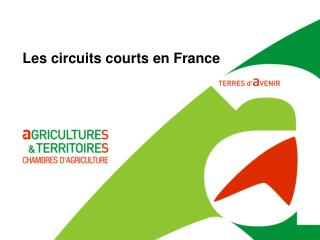 Les circuits courts en France