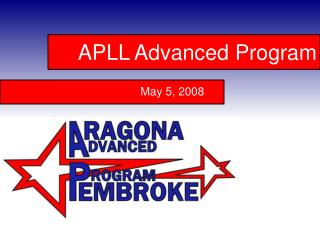 APLL Advanced Program