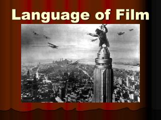 Language of Film