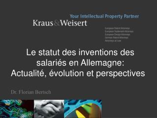 La contrefaçon de brevet: comparaison des systèmes français et allemand