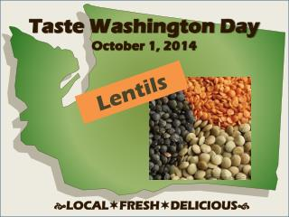 Taste  Washington Day October 1, 2014