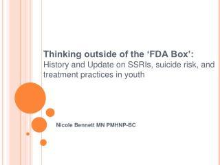 Nicole Bennett MN PMHNP-BC