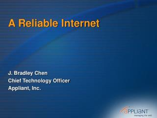 A Reliable Internet