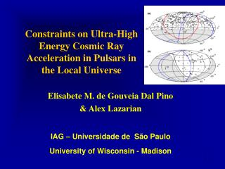 Constraints on Ultra-High Energy Cosmic Ray Acceleration in Pulsars in the Local Universe