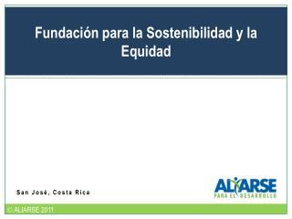 Fundación para la Sostenibilidad y la Equidad