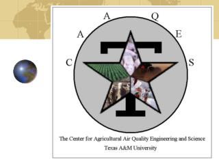 TAMUS Center for Agricultural Air Quality Engineering and Science (CAAQES)