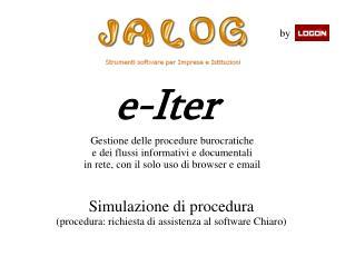 e-Iter