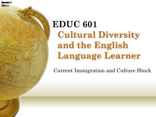 EDUC 601