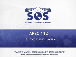 APSC 112
