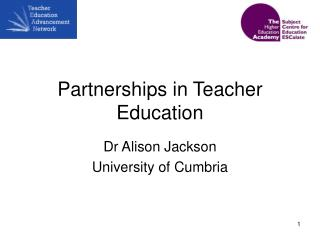 Partnerships in Teacher Education