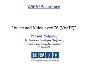 CSE679: Lecture