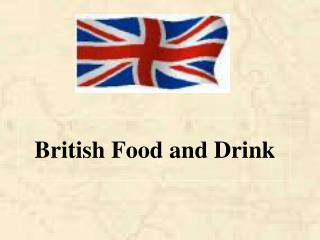 British Food and Drink