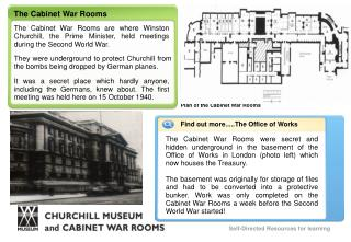 The Cabinet War Rooms