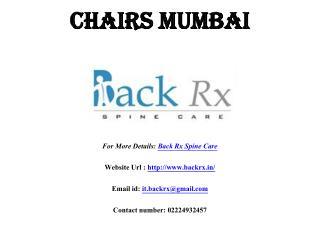 Chairs Mumbai India