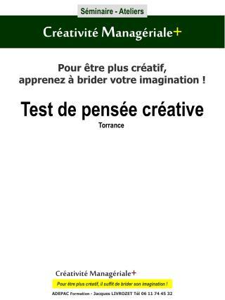 Pour être plus créatif, apprenez à brider votre imagination !