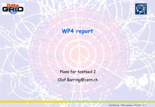 WP4 report
