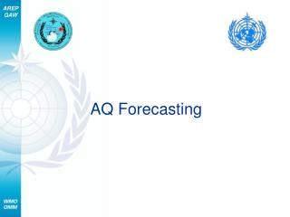 AQ Forecasting