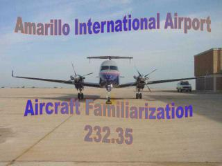 Amarillo International Airport