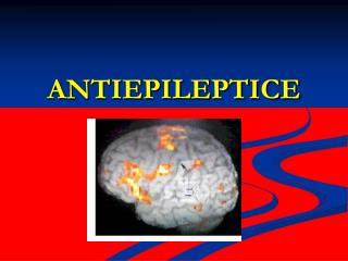 ANTIEPILEPTICE