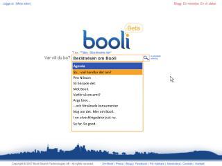Ber�ttelsen om Booli