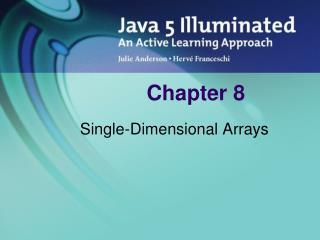 Single-Dimensional Arrays