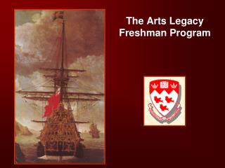 The Arts Legacy Freshman Program