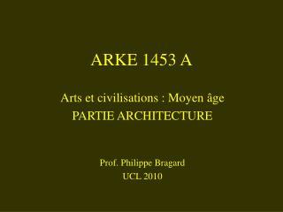 ARKE 1453 A