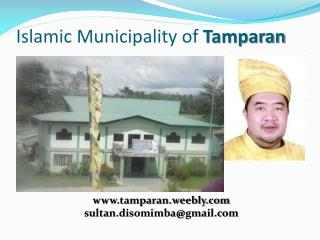 Islamic Municipality of  Tamparan