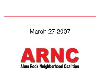 March 27,2007