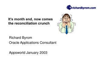It s month end, now comes the reconciliation crunch