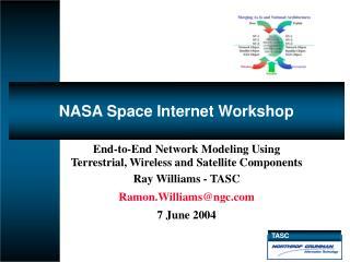 NASA Space Internet Workshop